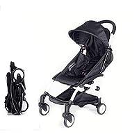 Baby Time Mini portable Stroller (Black)