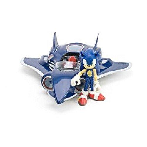 Sonic the Hedgehog All Stars Racing Transformieren mit Flugzeug Action Figur (Amy Rose Igel)