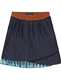 Scotch & Soda R´Belle Mädchen Rock Jersey Tule Layered Skirt