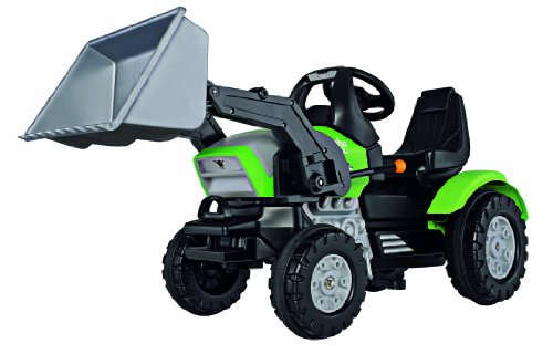 BIG Traktor BIG 800056546 - John-XL-Loader