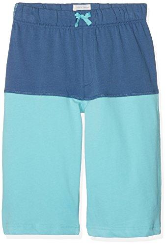 Kite Boy's Block Shorts Plain Shorts, Turquoise, 3 Years