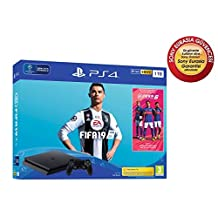 Sony Playstation 4 1TB Oyun Konsolu ve FIFA 2019
