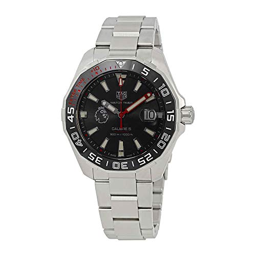 TAG Heuer Aquaracer Premiere League Special Edition Herren Armbanduhr WAY201D.BA0927