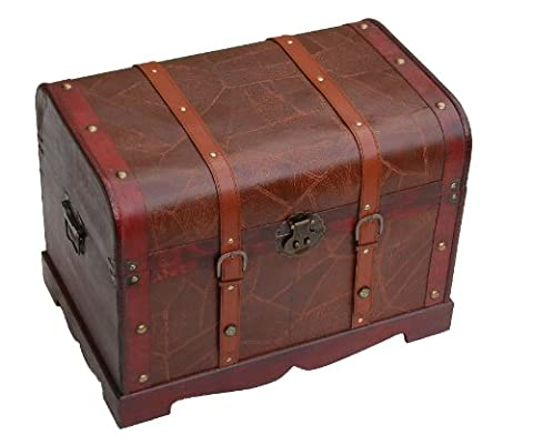 Traditional Storage Trunk/Coffee
