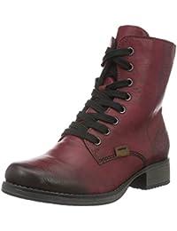 Rieker Damen Y9718 Kurzschaft Stiefel