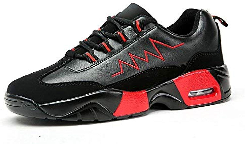 Oudan 2018 scarpe da ginnastica Tacco Piatto Outdoor da da da Uomo Lace Up Scarpe Casual da Atletica Fino alla Taglia 47 (Coloreee ... | unico  | Gentiluomo/Signora Scarpa  bea603