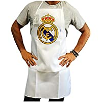 Delantal Real Madrid escudo