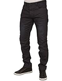 MENS JEANS NEW EM534 IN DARK WASH COLOUR ALL SIZES 28 TO 42