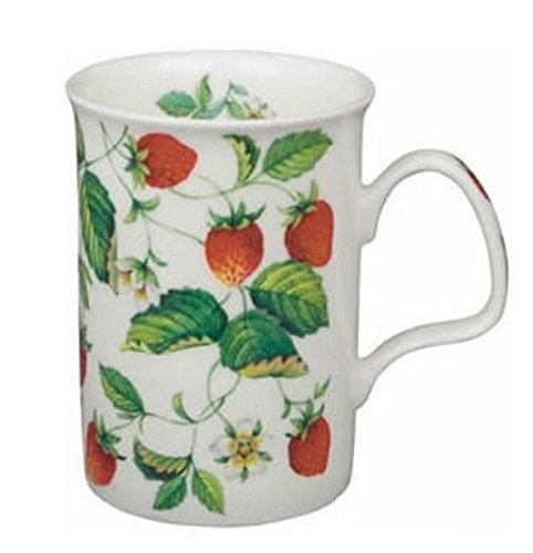 Roy Kirkham Alpine Strawberry (lancaster) Mug - R by Roy Kirkham Roy Kirkham Alpine Strawberry