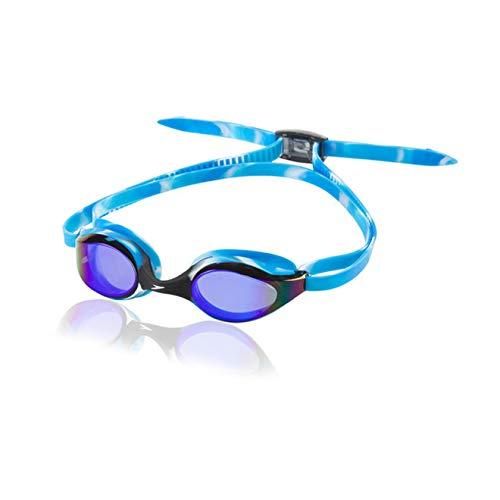 Speedo Jr. Hyper Flyer Mirrored Swim Goggles - Speedo Jr Goggles