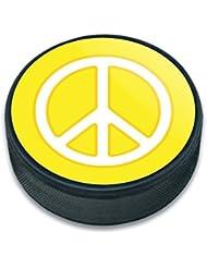 hockey sur glace palet Symbole de la paix