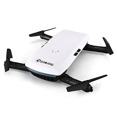 Selfie Drohne, EACHINE E56 Quadrocopter Drohne mit 720P Kamera Gravity Sensor RC Quadcopter Drone RTF