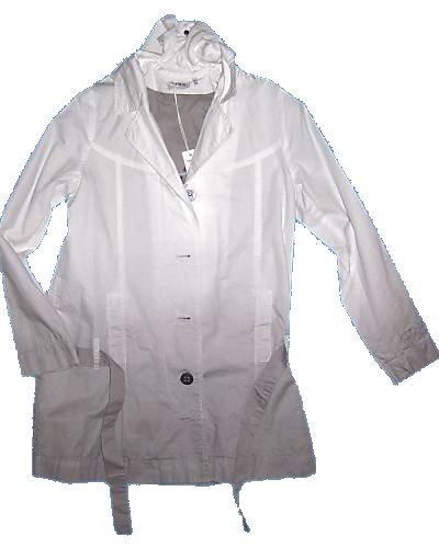 IKKS -  Cappotto  - ragazza bianco 128 cm
