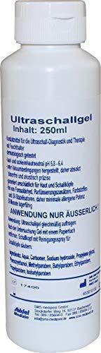 Ultraschallgel 250 ml Sono- Gel - Ultraschall - Gleitgel Seidel Medizin -