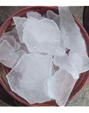 Pmw® - Grade A Quality Edible - Desi Camphor - Bhim Camphor - IsoBorneol Flakes - Pure Camphor - 100 Grams