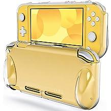 JETech Coque de Protection Compatible avec Nintendo Switch Lite 2019, Shock-Absorption et Anti-Rayures, HD Clair