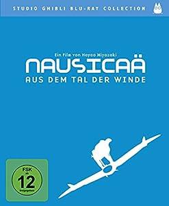 Nausicaä aus dem Tal der Winde (Studio Ghibli Blu-ray Collection) [Blu-ray]
