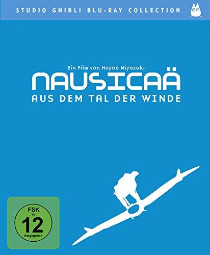 Bild von Nausicaä aus dem Tal der Winde (Studio Ghibli Blu-ray Collection) [Blu-ray]