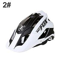 ROKOO Adult Bike Helmet MTB Mountain Road Bicycle Motocyle Helmet Riding Accessories