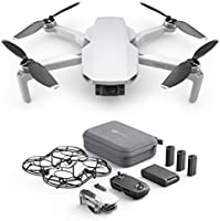 DJI Mavic Mini Combo Drone licht en draagbaar, Mavic Mini Combo, wit