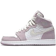 Nike Air Jordan 1 Ret Hi Prem Hc Gg, espadrilles de basket-ball femme