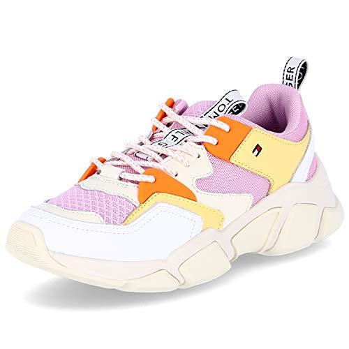 Tommy Hilfiger Chunky Mixed Damen Sneaker Mehrfarbig
