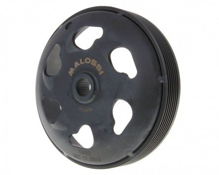 Kupplungsglocke MALOSSI Maxi Clutch Bell 160mm für Aprilia-Atlantic 500ie Sprint Arrecife 05- ZD4VL