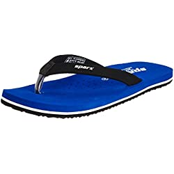 Sparx Women's Blue Flip-Flops and House Slippers - 8 UK/India (42 EU) (SFL-19)