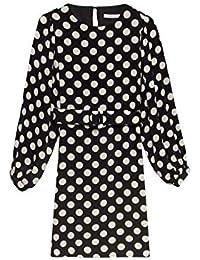 Amazon.it  Vestito Motivi - 46   Donna  Abbigliamento 58930df3d5c