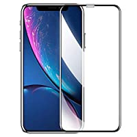 Screen Protector for iPhone 11 Pro 5.8-Inch, 5D Tempered Glass Film,Black