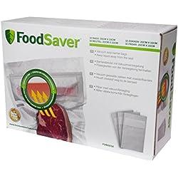 Food Saver JC4903 Pack de 32 Sacs Specifiques Liquides pour Appareil de Mise Sous Vide 0,95 L