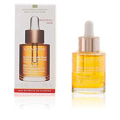 Clarins Blue Orchid Face Treatment Oil 30ml/1oz