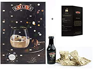 BAILEYS ADULT ADVENT CALENDAR 2018. Plus Free Cocktail Recipes Card