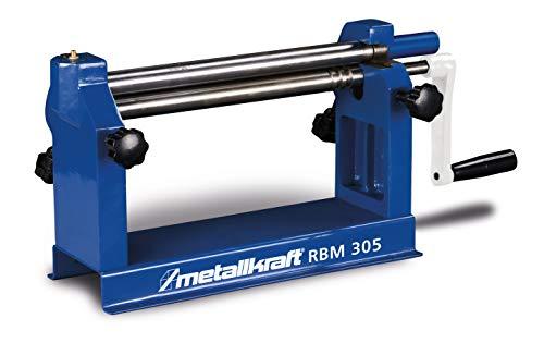 Stürmer (Stürmer Metallkraft 3780112 Rundbiegemaschine RBM 305 (Antrieb manuell über Handkurbel, drei Walzen, solide Bauweise))