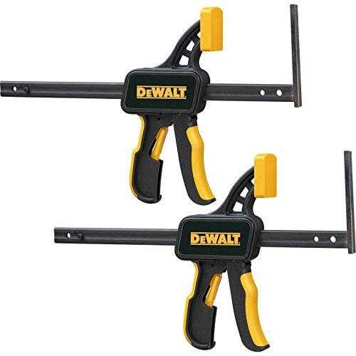 Advanced sierra incisión DeWalt abrazadera para barra guía [1 unidad] con...