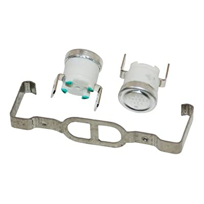 Thermostat for Proline Ikea Bauknecht Whirlpool Tumble Dryer. Equivalent To Part Number 481225928681