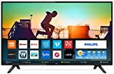 Philips 139 cm (55 inches) 6100 Series 4K LED Smart TV 55PUT6103S/94 (Black)