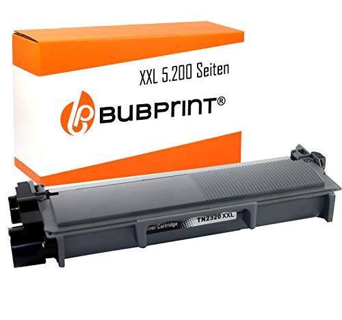 tibel für Brother TN-2320 XXL TN-2310 für DCP-L2520DW HL-L2300D HL-L2340DW HL-L2360DW HL-L2380DW MFC-L2700DW MFC-L2740DW Schwarz ()