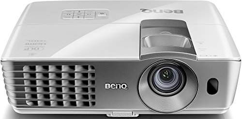 BenQ W1070 Plus 1080P Full HD Short-Throw Video Projector