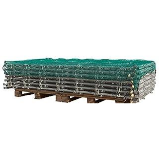Kerbl 37263 Abdecknetz 30 mm Maschenweite / 1.8 mm Materialstärke, 2.5 x 4 m