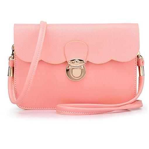 Tongshi Hobo Messenger Bag, Women's PU Leather Shoulder Bag