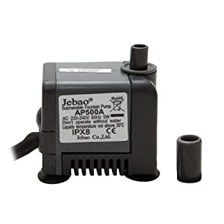 Water Feature Pumps 450 LPH - mains powered 10