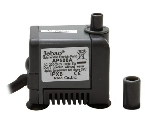 Water Feature Pumps 450 LPH - mains powered 1