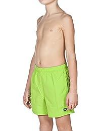 Arena Fundamentals Embroidery Short de bain pour garçon