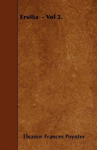 Ersilia - Vol 2. Cover Image