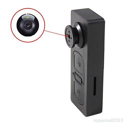 CAM 360 HD Mini DVR Button Pinhole Spy Camera Hidden Video Recorder DV Camcorder