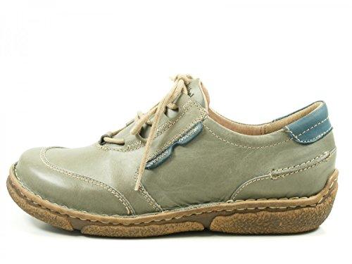 Josef Seibel Neele 02 85102-944 Low-Top Sneaker donna Grün