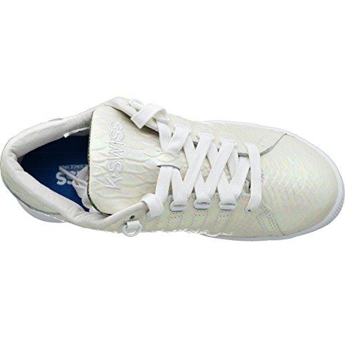 Sneaker K-swiss Damen Lozan Iii Tt Rettile Bianca