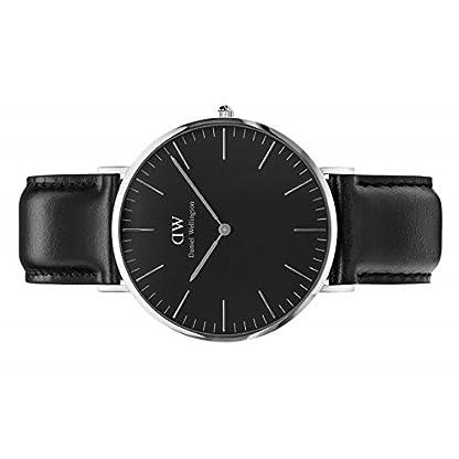 Daniel-Wellington-Classic-Herren-Armbanduhr-Analog-Quarz-Leder-DW00100133