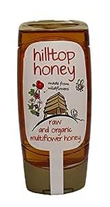 Raw Multiflower bio miel 370g